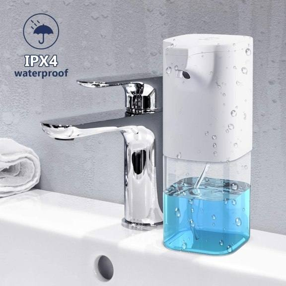 Amazon: Automatic Hand Sanitizer Dispenser for only $7.99 (Reg: $15.99)